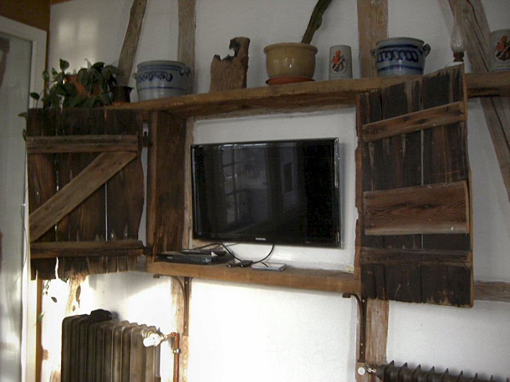 Langfeldleuchte Küche | Unsere Baustoffe In Aktion Moderne Kuche Mit Historischen Baustoffen