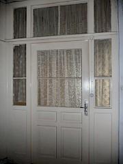 wohnungseingangselement mit oberlicht din re ges ca 178 x 279 cm 1200 stk. Black Bedroom Furniture Sets. Home Design Ideas