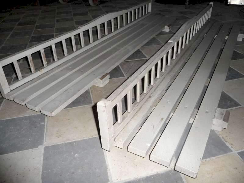 blumenkasten aus holz 110 stk. Black Bedroom Furniture Sets. Home Design Ideas