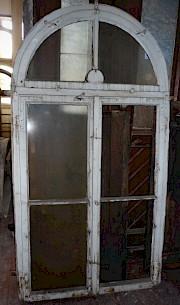 sprossenfenster mit rundbogen 350 stk. Black Bedroom Furniture Sets. Home Design Ideas