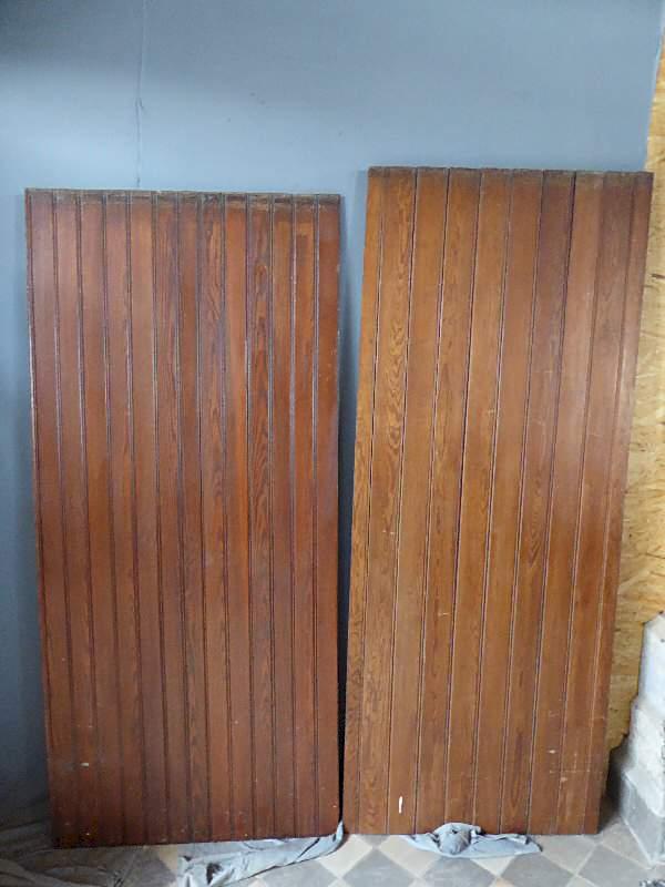 Holzvertäfelung holzvertäfelung aus pitch pine 120 stk artikelnr 183