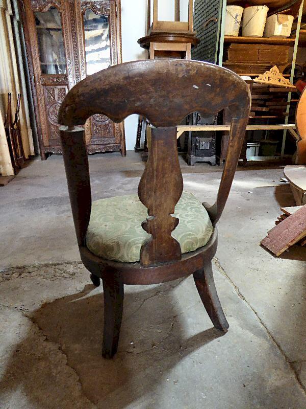 Biedermeier stuhl gepolstert 230 for Stuhl gepolstert