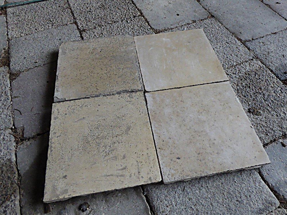 Solnhofer Bodenplatten Naturstein Bodenbelag Ca 27 5x27 5 Cm