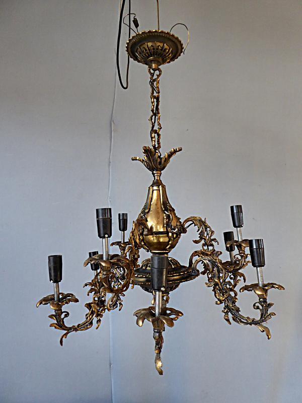 Kronleuchter Art.Nr. 1741 ...
